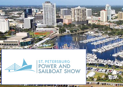 St Petersburgh Boat Show